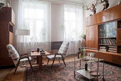 Как менялся интерьер квартиры