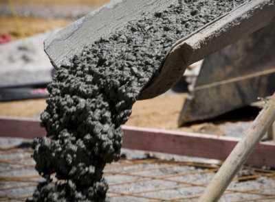 Как идет производство бетона